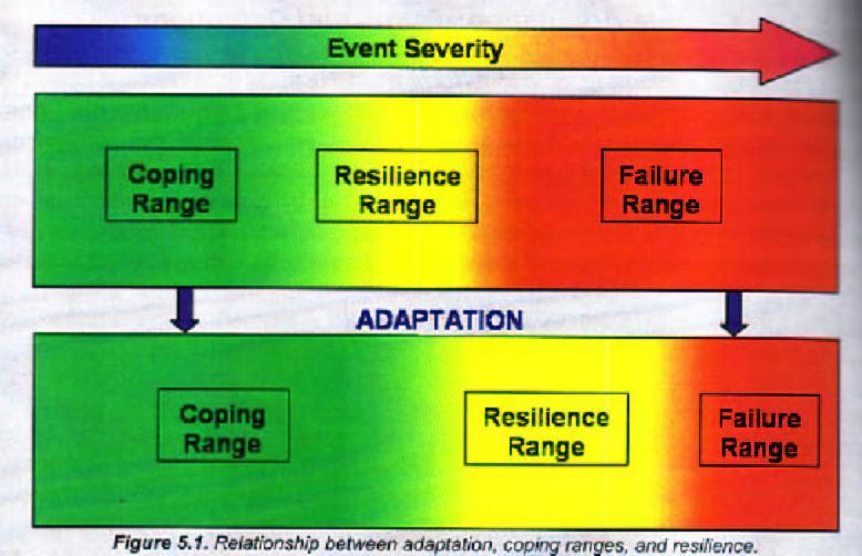 adaptive capacity graph